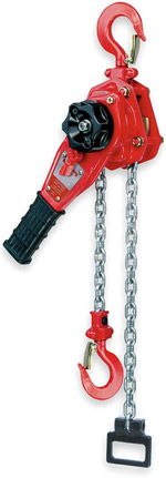 Hoists, winches, rigging, LiftPull services the Material Handling